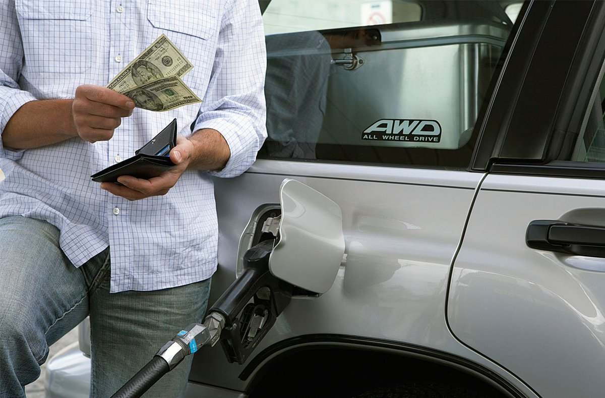 Your car can drink less